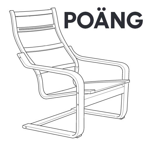 poang instructions