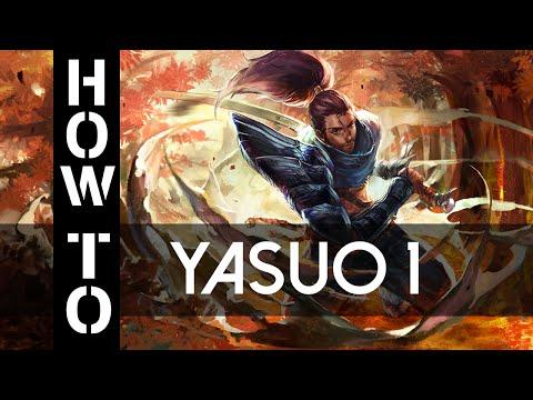 yasuo guide