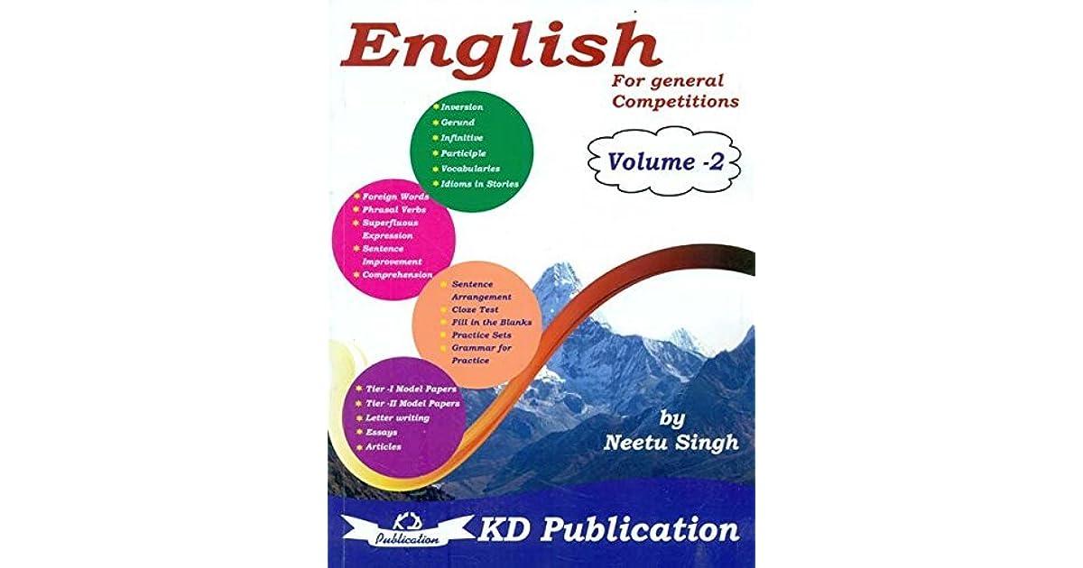 neetu singh english book volume 2 pdf