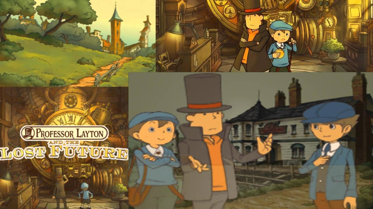 professor layton guide