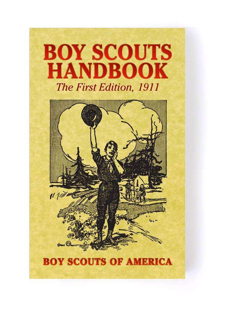 scout handbook