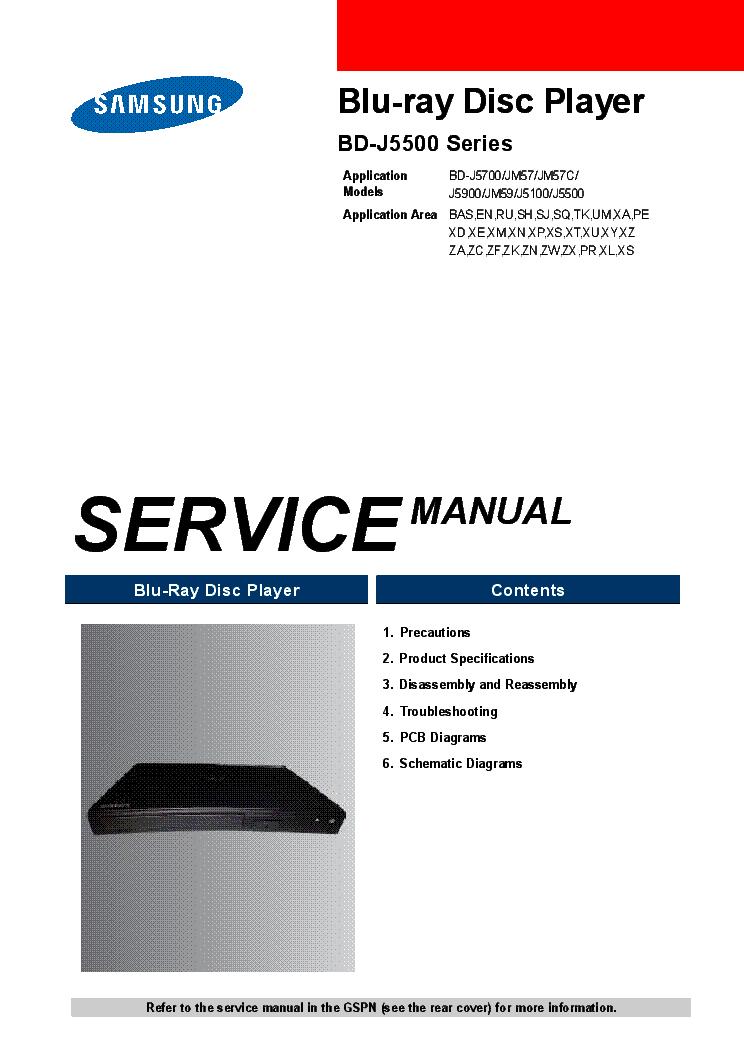 samsung bd j5900 manual