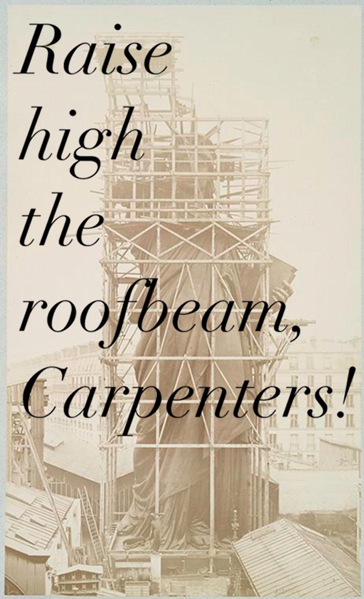 raise high the roofbeam carpenters pdf