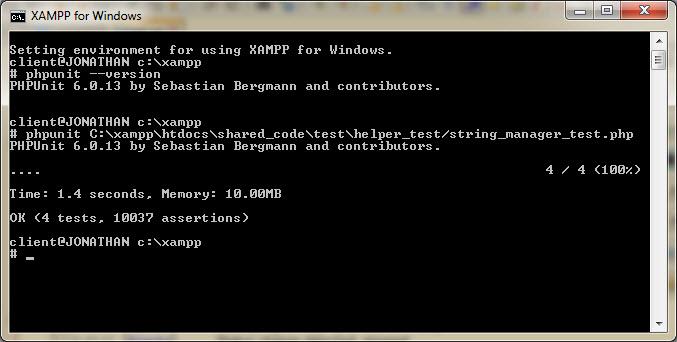 phpunit documentation