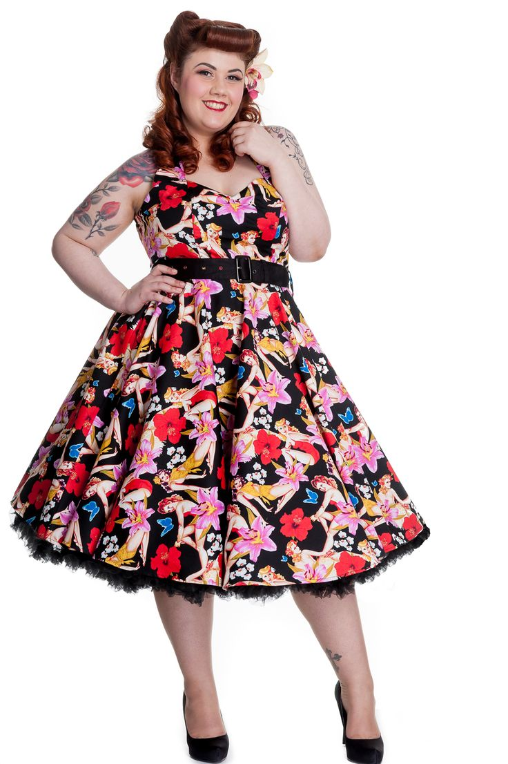 pinup girl clothing size guide