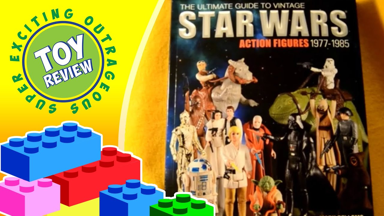 star wars action figures guide