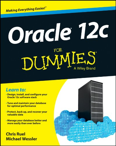 oracle for dummies pdf