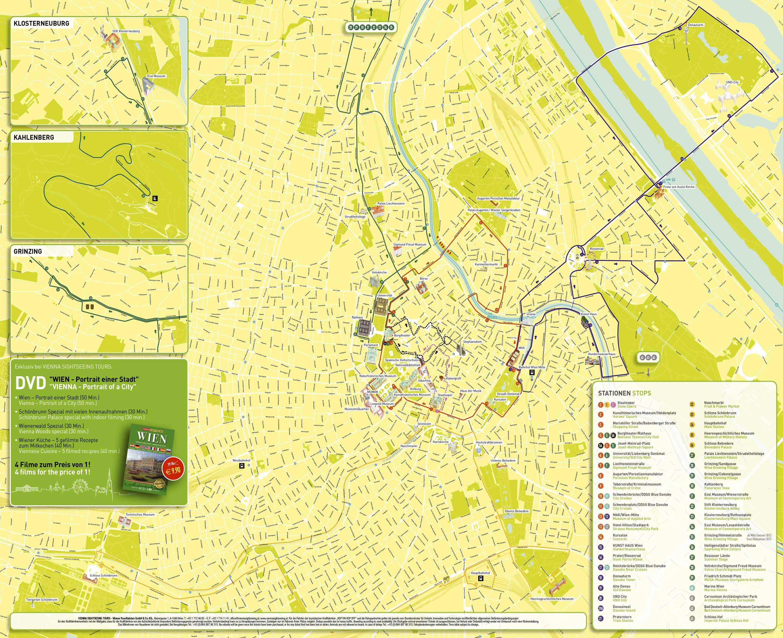 vienna travel guide pdf