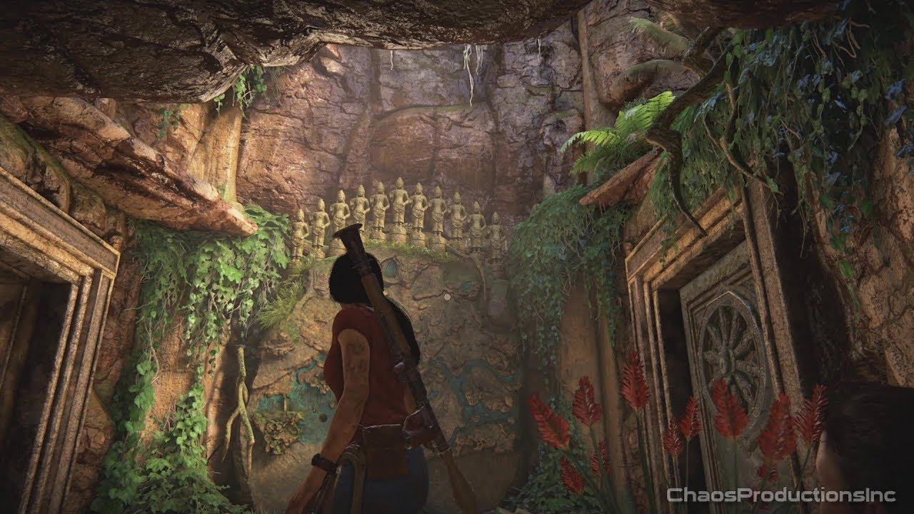 uncharted the lost legacy trophy guide