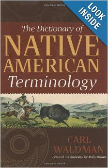 native american dictionary