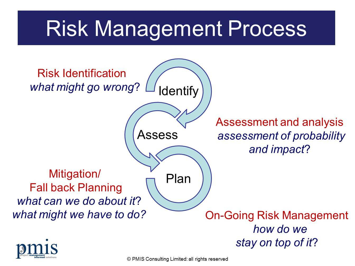 risk management cycle pdf