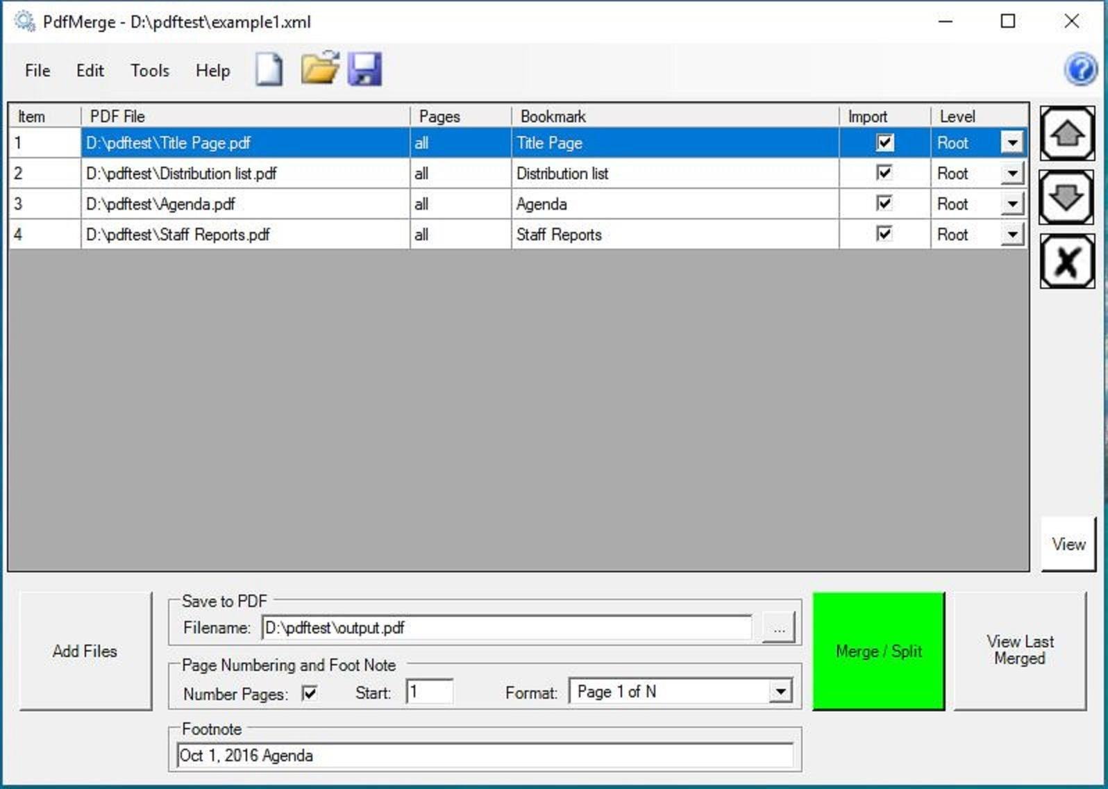 merge pdf and jpg