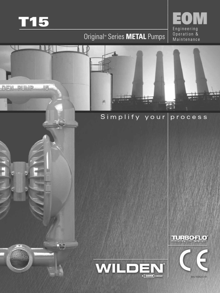 wilden pump manual