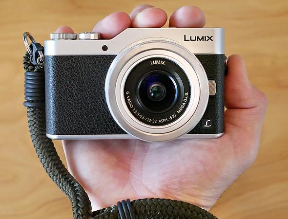 panasonic lumix gx850 manual