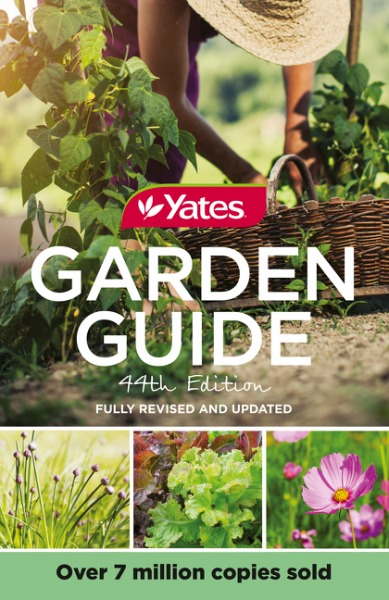 yates vegetable garden guide