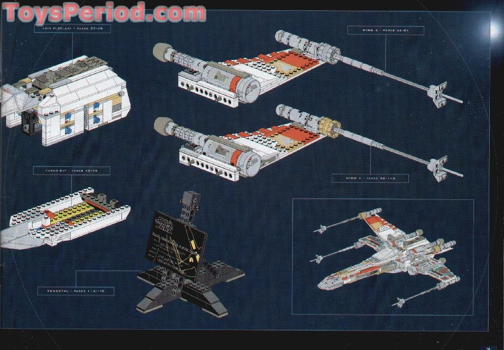 x wing 2.0 instruction manual