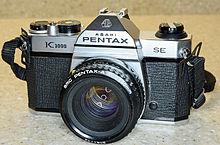 pentax k1000 se manual