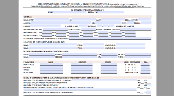 whataburger job application form pdf