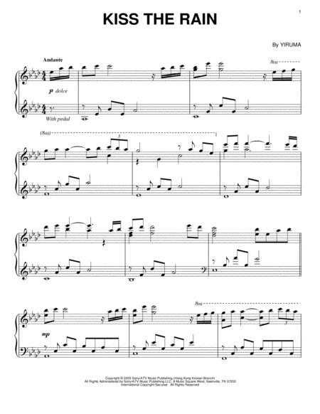 reminiscent yiruma pdf