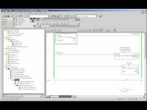 sfc sample in rslogix 5000