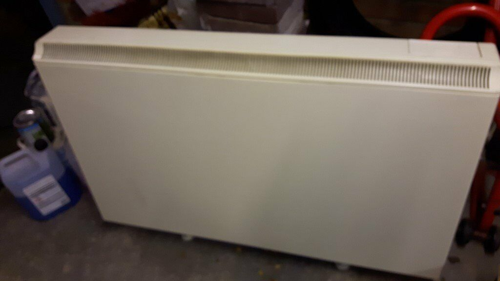 unidare storage heater instructions