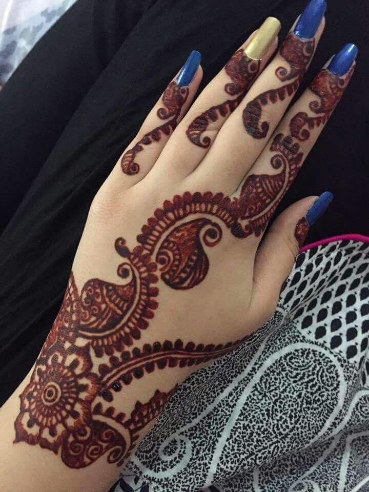 mehandi henna instructions