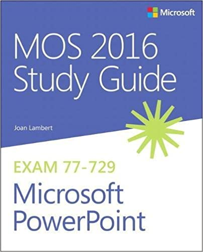 mos 2016 study guide pdf