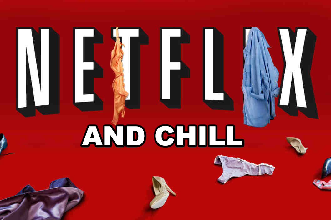 netflix and chill urban dictionary