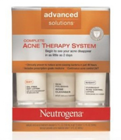 neutrogena light therapy acne spot treatment instructions