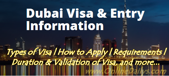 occupational registration requirements work visa application
