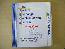 picture exchange communication system training manual