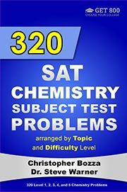 sat chemistry test pdf